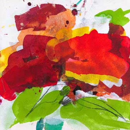 Red blossom Ruttkau El
