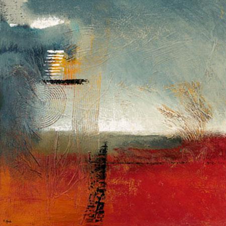 Like the wind Kunstdruck Foster Aaron