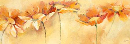 Feldblumenparade Hybriddruck mit Perleffekt Filatov Elena