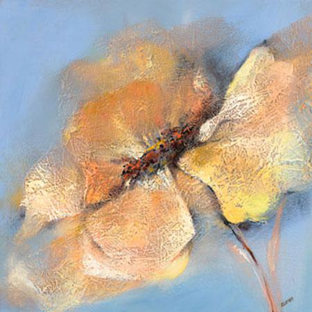 Bright Anemone I Kunstdruck Filatov Elena