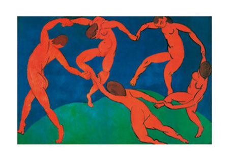 The Dance Kunstdruck Matisse Henry