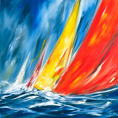 Dynamic Sail II Ramm Ines