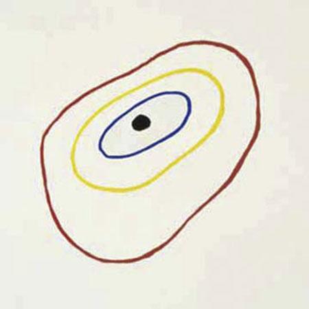 petite pie Kunstdruck Miro Joan