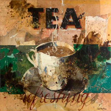 Tea Refreshing Prat Pons Jordi