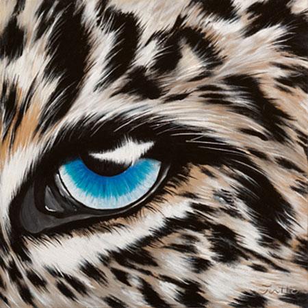 Leopardenauge Plath Jutta