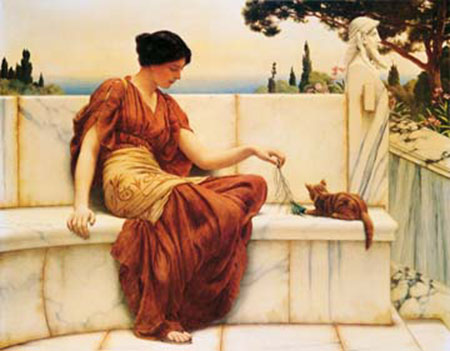 The Favourite Godward John William