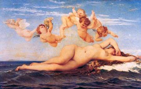 Naissance de Venus Cabanel Alexandre