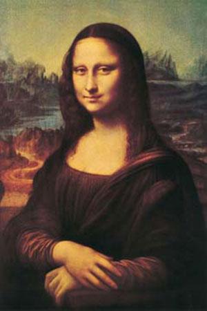 Mona Lisa Cabanel Alexandre