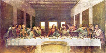 Das letzte Abendmahl Cabanel Alexandre