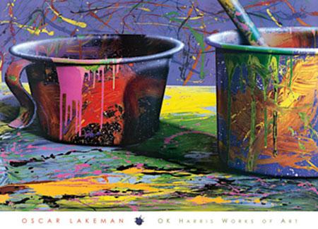 Containers # 168 Kunstdruck Lakeman Oscar