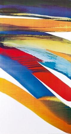 L'Aria sogna il mare, 2002 Kunstdruck Luppis Franco