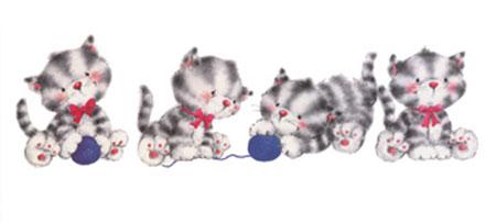 Animal Fun Time III Kunstdruck Makiko