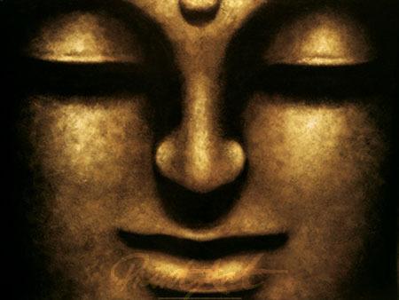 Bodhisattva Kunstdruck Mahayana