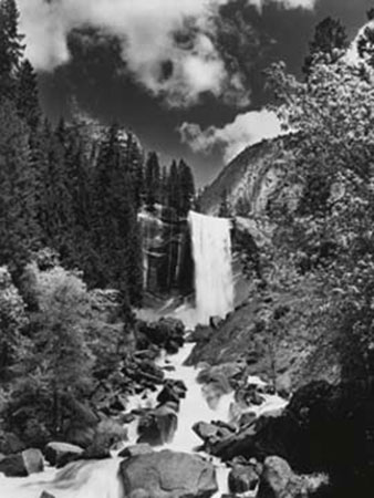 Yosemite National Park Kunstdruck The Monochrome G