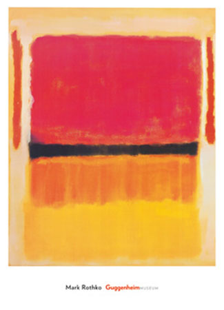untitled, 1949 Kunstdruck Rothko Mark