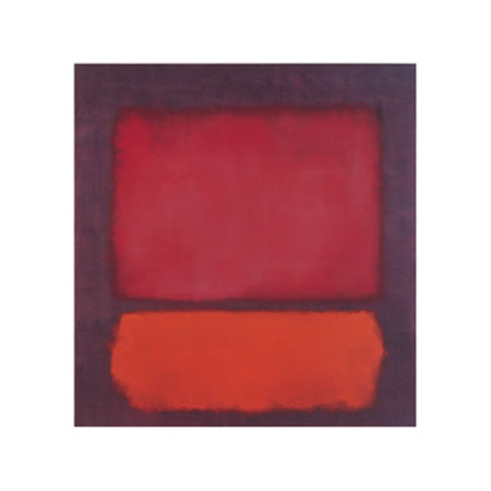 Untitled, 1962 Kunstdruck Rothko Mark