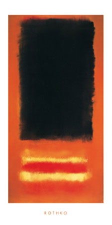 Untitled Kunstdruck Rothko Mark