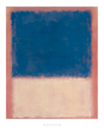 No. 203, 1954 Kunstdruck Rothko Mark