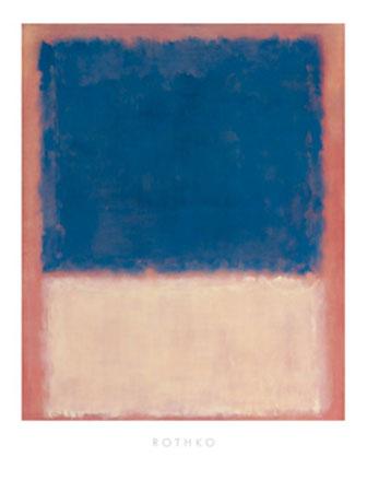No. 203, 1954 Kunstdruck Rothko Mark