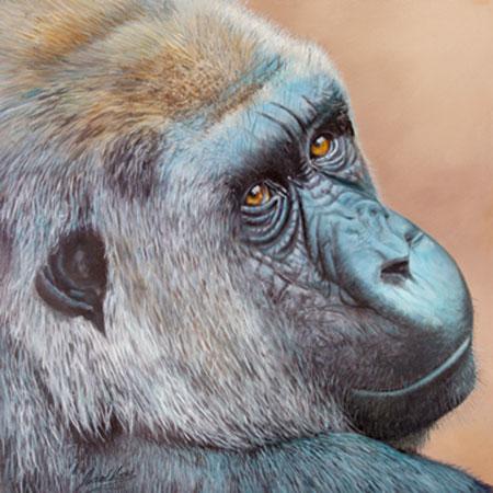 Gorilla Moore Michael