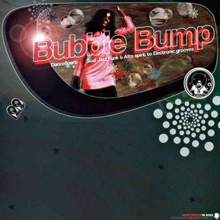 Bubble bump 1 Kunstdruck Pal Design