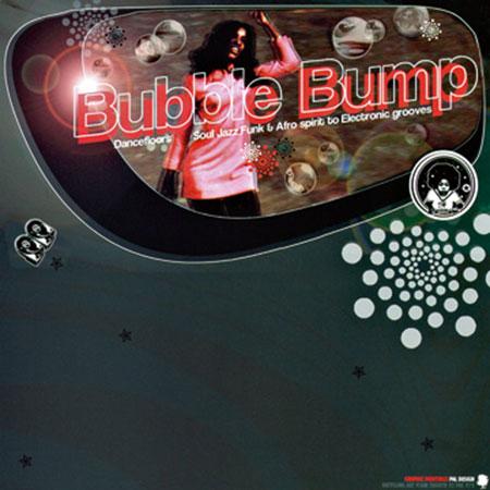 Bubble bump 1 Kunstdruck Pal Design