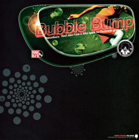 Bubble bump 3 Kunstdruck Pal Design