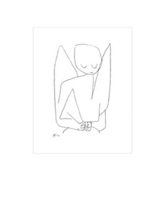 Vergesslicher Engel Klee Paul