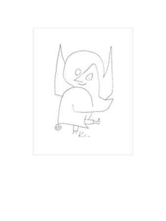 Schellenengel Klee Paul