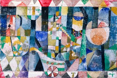 Hafenbild Klee Paul