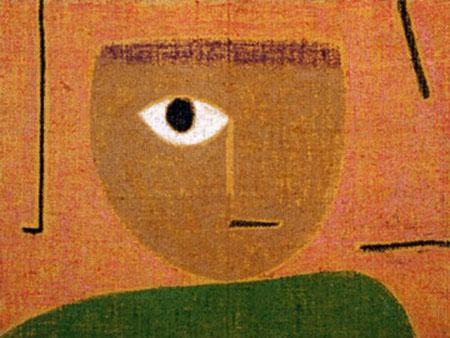 Das Auge Klee Paul