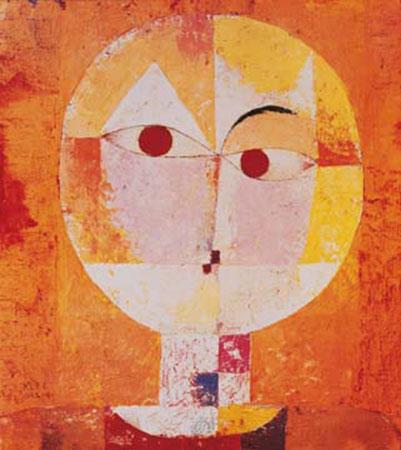 Senecio Klee Paul
