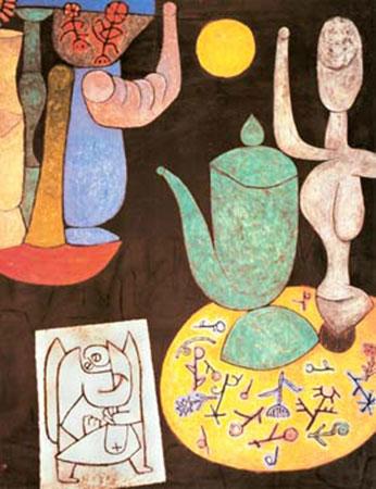 Ohne Titel (Stillleben) Klee Paul