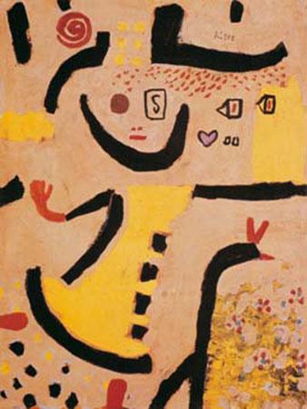 Ein Kinderspiel Klee Paul