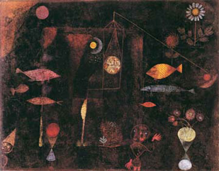 Fish Magic Klee Paul