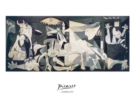 Guernica, 1937 Kunstdruck Picasso Pablo