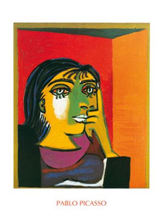Dora Maar Kunstdruck Picasso Pablo