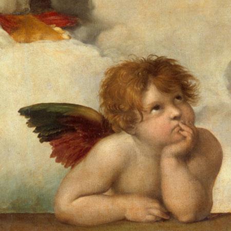 Engel I Raffael