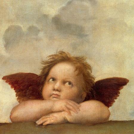 Engel II Raffael