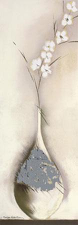 Platinium II Kunstdruck mit Folienprägung Robertson Marilyn