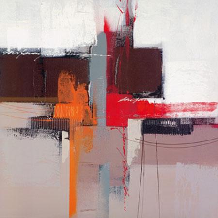 Contrastes I Kunstdruck Art 07
