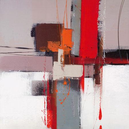 Contrastes II Kunstdruck Art 07