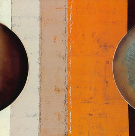 Formas Circulares I Kunstdruck Art 07