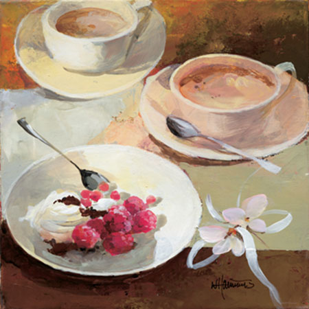 Coffee time IV Haenraets Willem