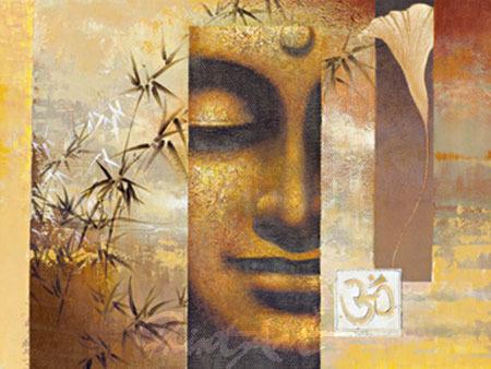 Time for Reflection I Kunstdruck Ying-Wu Wei