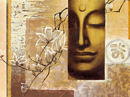 Time for Reflection II Kunstdruck Ying-Wu Wei