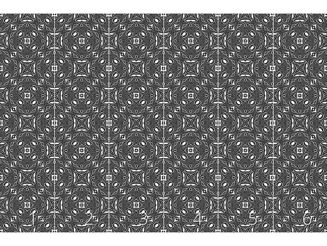 Designtapete Orient Im Kaleidoskop