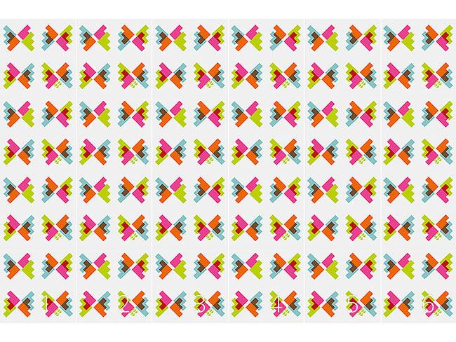 Designtapete Techno Schmetterlinge