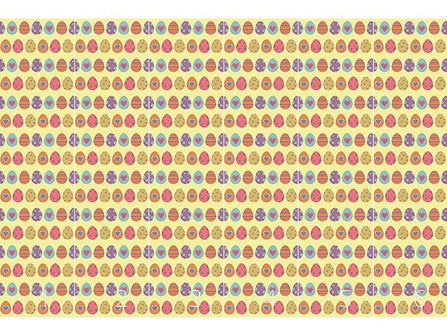 Designtapete Schöne Ostereier