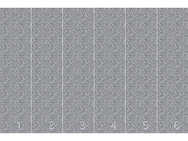 Designtapete Abstrakte Federn